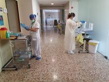 Servei de Pediatria de l'Hospital Santa Caterina