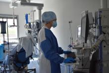 UCI de l'Hospital Santa Caterina