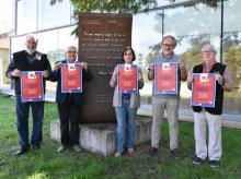 L'IAS, el BST i l'associació de donants presenten la primera campanya de donació de plasma de l'Hospital Santa Caterina