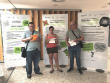 """Exposició """"Parlar i escoltar, salva vides"""", a l'Hospital Santa Caterina, organitzada amb motiu del Dia Mundial de la Salut Mental"""