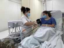L'hospital de dia repren l'activitat habitual