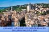 Cartell de les Jornades gironines del Mediterrani en esclerosi múltiple 2019,